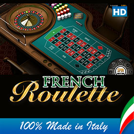 Roulette Francese Standard