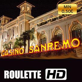Live Roulette Sanremo