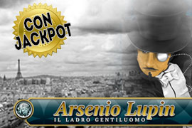 Slot Arsenio Lupin
