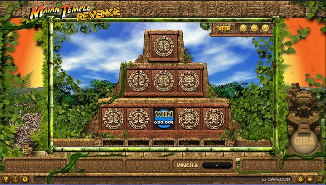 Slot machine mayan temple 3
