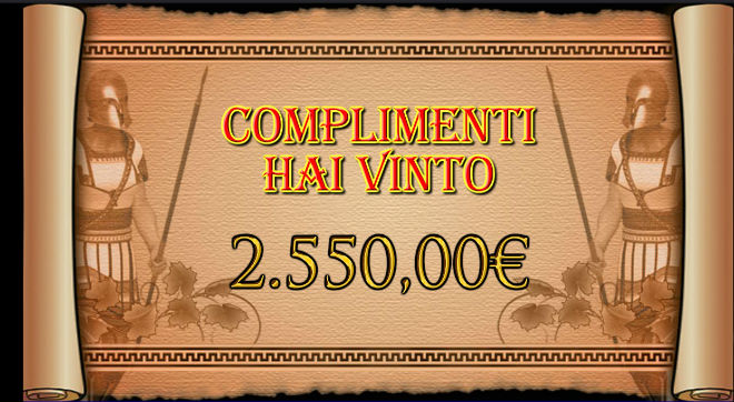 Ulisse slot machine bonus