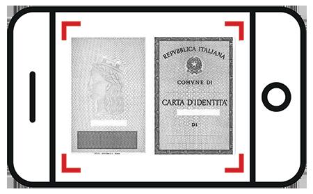 Carta di identità - Retro