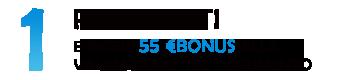 Registrati su BIGcasinò 55€bonus validazione documento gioca gratis online benvenuto
