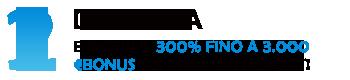 Deposita su BIGcasinò bonus 300% fino 3000 euro gioca gratis casinò online