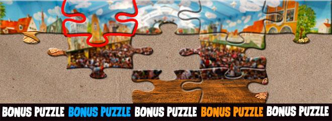 BIG casino online - bonus puzzle - tessera 9 -3 free spin ogni euro caricato per slot e casinò online