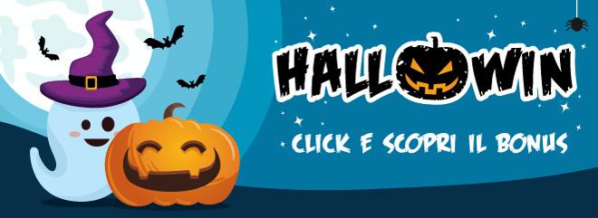 HalloWIN una settimana di bonus da paura click e vinci - free spin € gratis bonus ricarica per casino online e slots machine