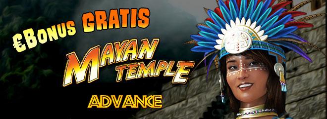 bonus 5€ 15€ gratisslot machine online Mayan Temple Advance BIGcasino