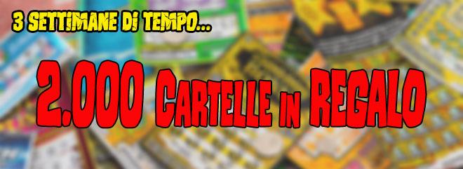 Gratta e Vinci online - 2.000 cartelle gratis - BIG Casinò - promozione 25/11-15/12 2019