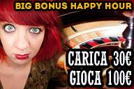 CARICA 30 GIOCA 100