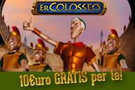 Slot ER COLOSSEO: alla scoperta dei tesori dell'antica Roma con 10€ Gratis!