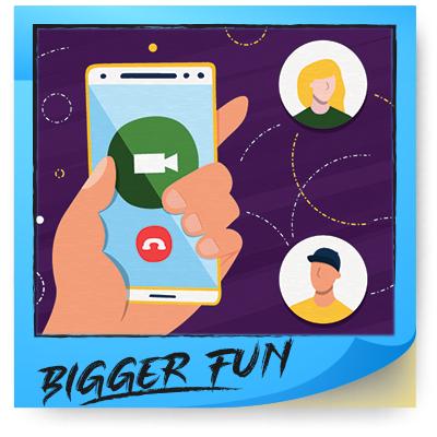 BIGger FUN 40 € Bonus amici agosto promozione BIGcasino