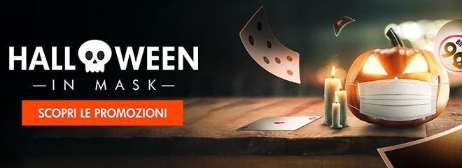 Classifica Halloween da paura 5.000€ montepremi