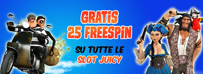 Slot machine online gratis 25 freespin slot Juicy